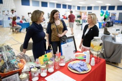 September 21, 2019: Senator Maria Collett hosts first annual Health & Wellness Fair . The event offered physical and mental health screenings, addiction resources, healthy living tips, interactive demos, and more!