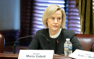 Senator Collett Reacts to EPA PFAS Plan Announcement